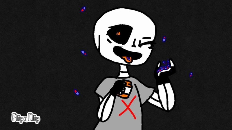 Panic Pills (meme) 「FlipaClip」