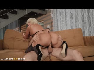 Karissa Shannon - X Marks The Spot [Big Ass,Big Tits,Black Stockings,Blonde,Blowjob (POV),Bubble Butt,Caucasian,Enhanced,Medium