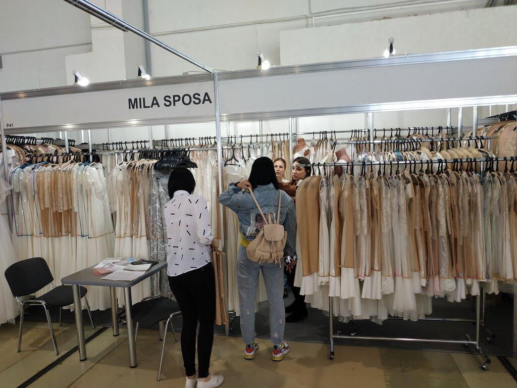 Mila Sposa на Wedding Fashion Moscow 2020