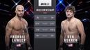 UFC 235 Бен Аскрен vs. Робби Лоулер
