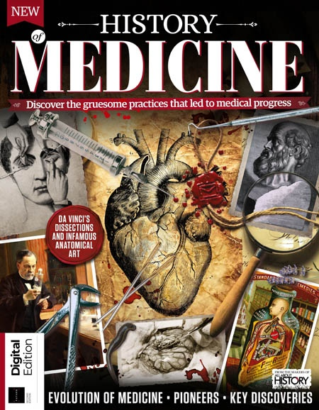 All About History History of Medicine Second edition