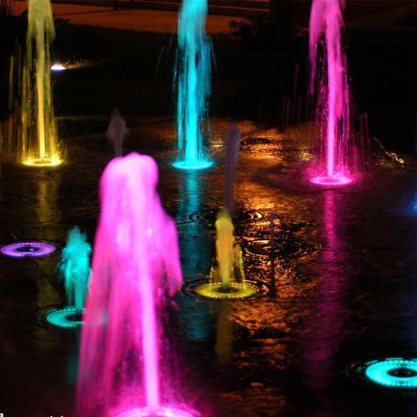 Сухие фонтаны Москва