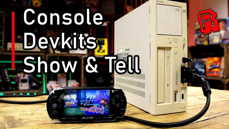 Sony Sega Devkits and Test Systems - Show Tell