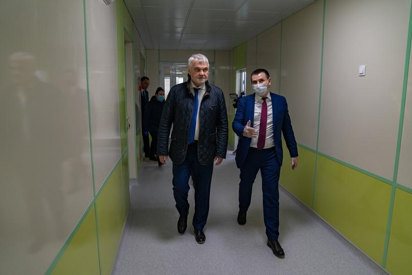 В Ухте с рабочим визитом побывал врио Главы Республики Коми Владимир Уйба, изображение №11