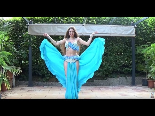 Belly Dance Drum Solo Isabella - Belbly by Artem Uzunov HD