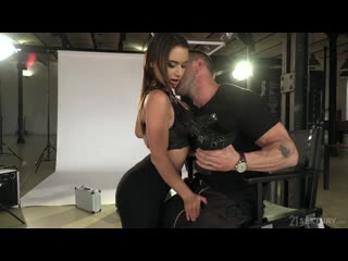 Lana roy dp-lover photo model (anal, dp, big tits, blowjob, hardcore, brunette