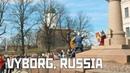 Vyborg Russia Swedish Finnish Russian City Viborg Viipuri First Trip Vlog