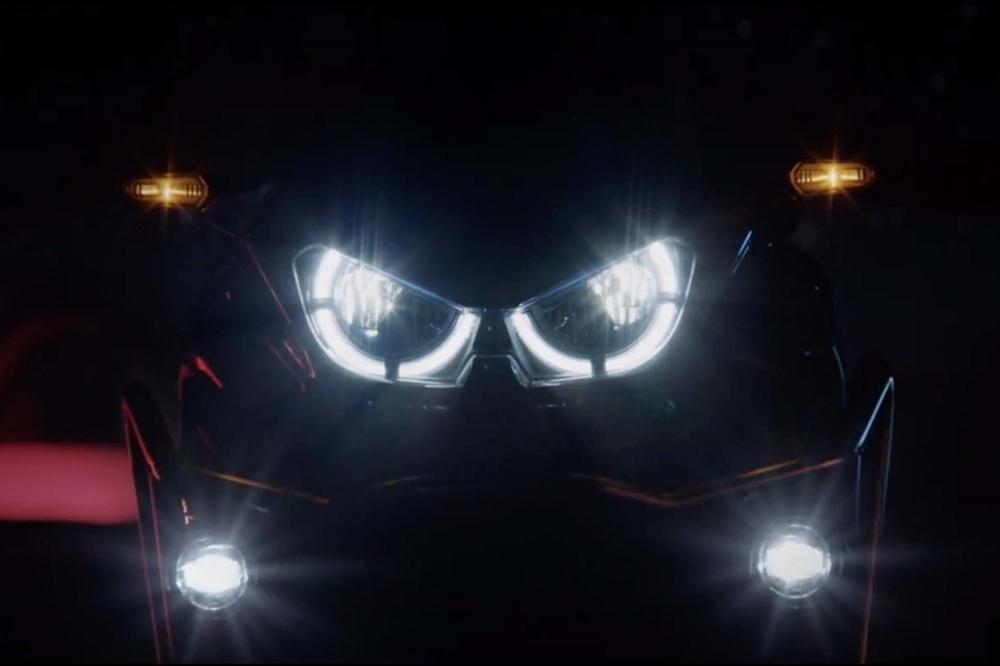Новый турэндуро Honda Africa Twin CRF1100L 2020 представят 23 сентября