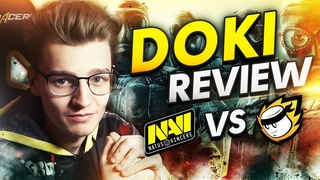NAVI vs MnM Gaming - Match review by Doki