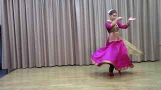 Ganesh Vandana   Kathak   Darya Naumova   Indian Classical Dance