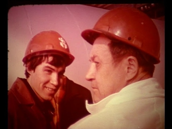 Документальный фильм Шаги в будущее о пуске реактора БН 600 Белоярской АЭС