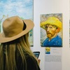 "Выставка ""Ван Гог и Гоген"" в  Москве"