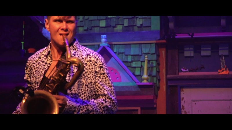 HONEYCOMB W/ LEO P. FROM TOO MANY ZOOZ @ MEOW WOLF 10/17/18