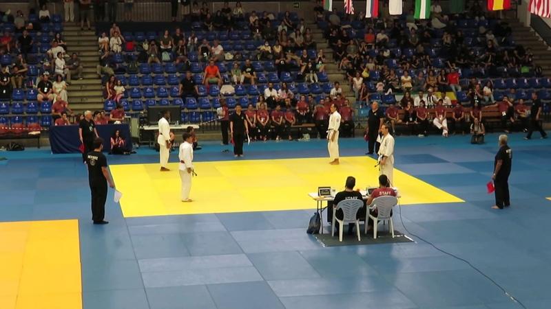 AIKIDO ITAF World Championships Malaga October 2019 FINAL RANDORI NO KATA