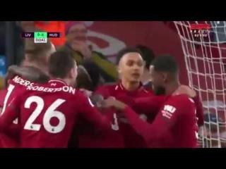 Gol do Keita menos de 20 Segundo - Liverpool 1 x 0 Huddersfield - 26/04/2019