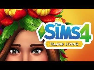 EARLY ACCESS CREATE A SIM 👕🌺| THE SIMS 4 / ISLAND LIVING
