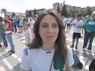 Стрим : Зеленый марафон в Перми