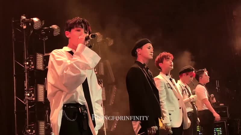 FANCAM | 011219 | A.C.E - 5TAR @ UC: AREA US in Chicago Concert