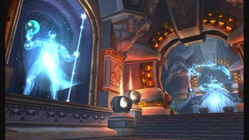 Ulduar General Walk - Music of WoW Wrath of the Lich King