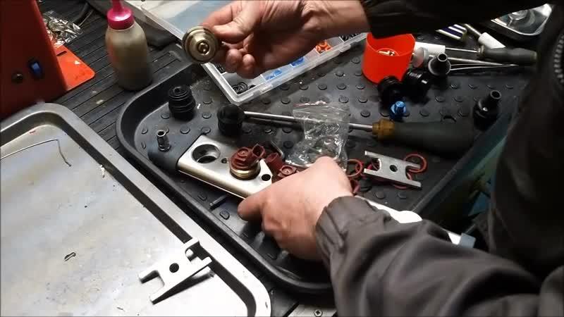 Проверка редких топливных форсунок JECS Nissan GTS-T RB25DET