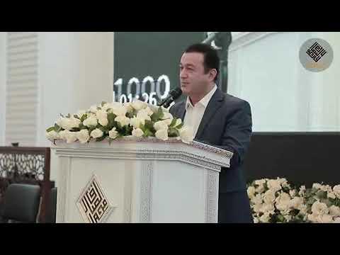 Shuhrat Qayumov Paygʻambarimiz MUHAMMAD ( S.A.V) ga oshiq Hasan hikoyasi
