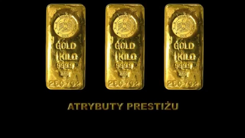 Prezentacja Global InterGold. PLN
