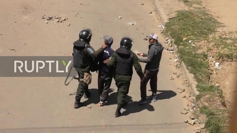 Террор в Боливии. Совбез ООН молчит..