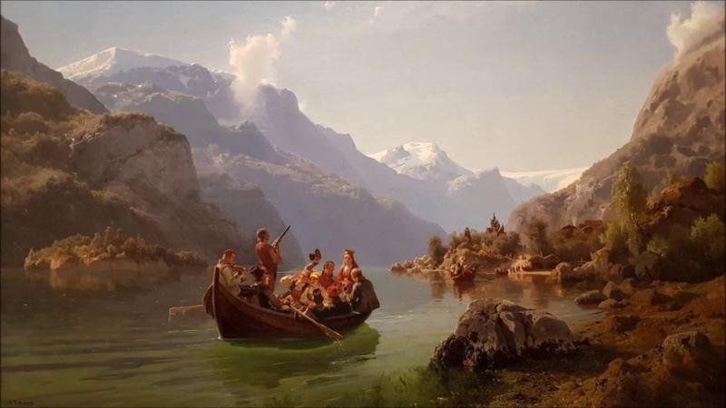 F J Haydn Symphony No 48 and Johan Christian Dahl 1788 1857