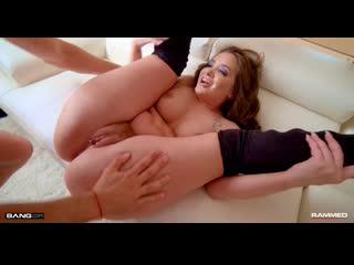 Жёстко трахнул сочную девушку с пышными бёдрами, sex thick pawg hip fat porn girl milf curvy busty natural pussy (hot&horny)