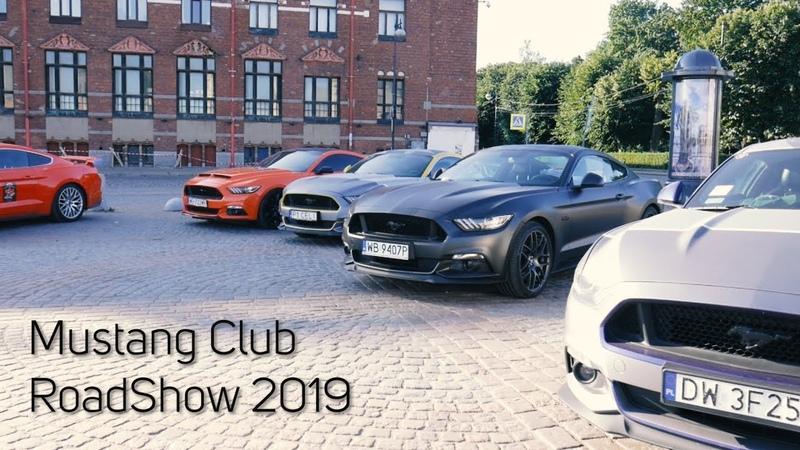 Mustang RoadShow 2019 in Vyborg