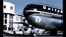 United Boeing 377 Stratocruiser Hawaii Travelogue 1950