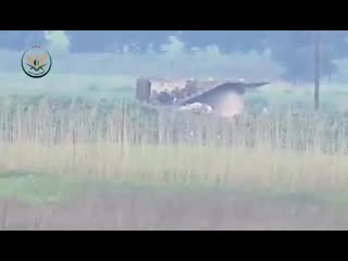 Syrian rebels take out a group of assad regime forces in Hama in retaliation for the relentless bombing campaigns