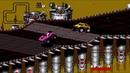 Rock'n Roll Racing SEGA MEGADRIVE 2 Сложность Маньяк 1 планета Заводия