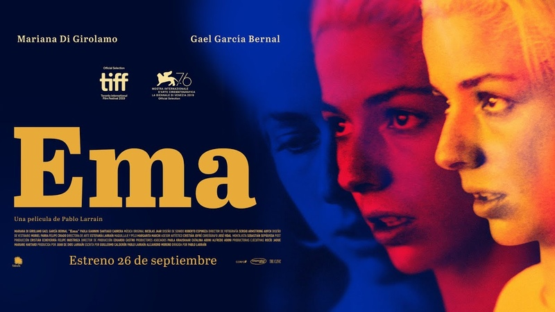Ema Trailer oficial HD Fabula