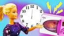Видео про куклу Барби. Игры в готовку - делаем поп корн!