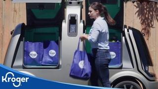 Kroger Delivery By Nuro | Message From Kroger | Kroger
