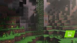 Minecraft получит поддержку технологии трассировки лучей и сильно похорошеет, Microsoft показала первые результаты