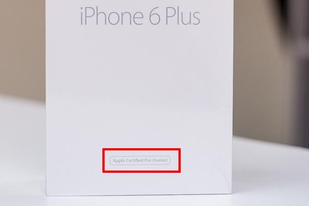 Что значит Сертифицированный Восстановленный (Refurbished) продукт от Apple ?, изображение №4