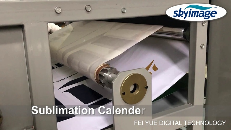 Why You Need A Sublimation Calender Heat Transfer Machine for Sublimation Printing Business