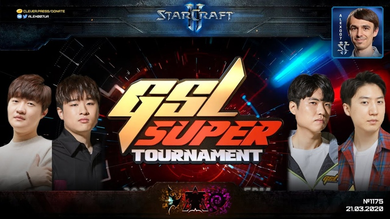 БИТВА ТИТАНОВ GSL Super Tournament Ro16 Stats vs Maru soO vs INnoVation Корейский StarCraft II