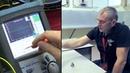 Входной контроль через устройство подключения оптического волокна УПОВ
