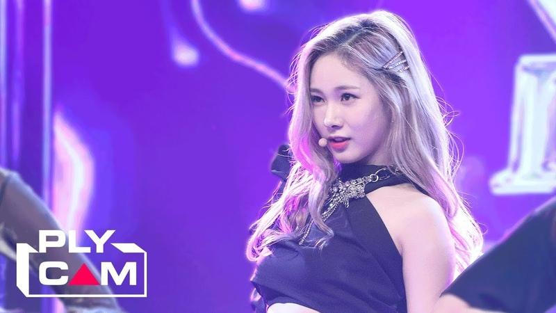 [Simply K-Pop] EVERGLOW MIA 'Bon Bon Chocolat (봉봉쇼콜라)' (에버글로우 미아 직캠) _ Ep.360