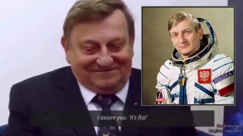 Признание космонавтов Земля под куполом