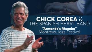 """Chick Corea & The Spanish Heart Band - """"Armando's Rhumba"""""""