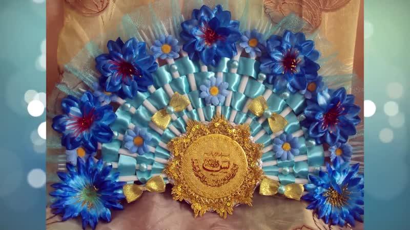 Мастер декоративно-прикладного искусства Гульназ Салимгареева (Ермекеевский район, проект «Любимые художники Башкирии»)