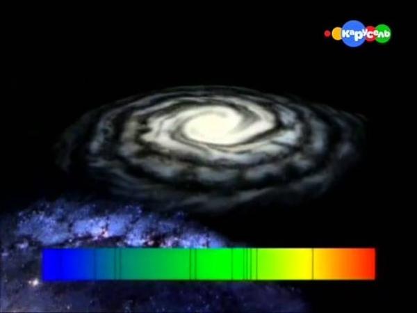 Спектрография Космическая экспедиция 24 серия
