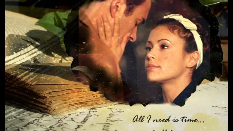 Зачарованные Charmed Cole Phoebe Фиби Коул Я Падаю В Низ Тебя Отпуская Романтический Красивый Клип