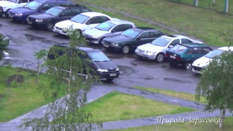 Дождь. Ливень. Гроза. Шум дождя. Звук дождя. Гром и дождь. Молнии.Проливной дожд