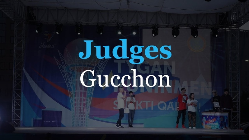 Gucchon || Popping || Judges || Finals || ISDS 2019 | Danceproject.info