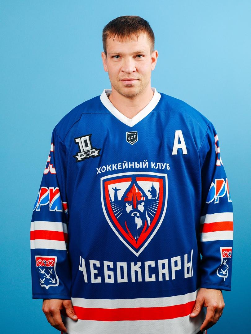 Станислав Цицаров ХК Чебоксары